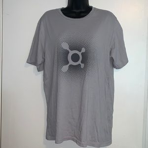 Orangetheory Fitness Men's Gray Medium T-Shirt EUC